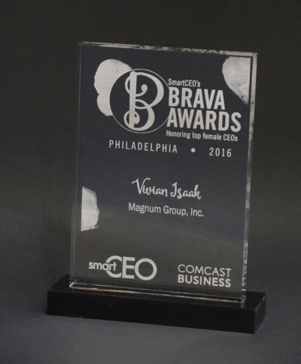 2016 Smart CEO Brava Award