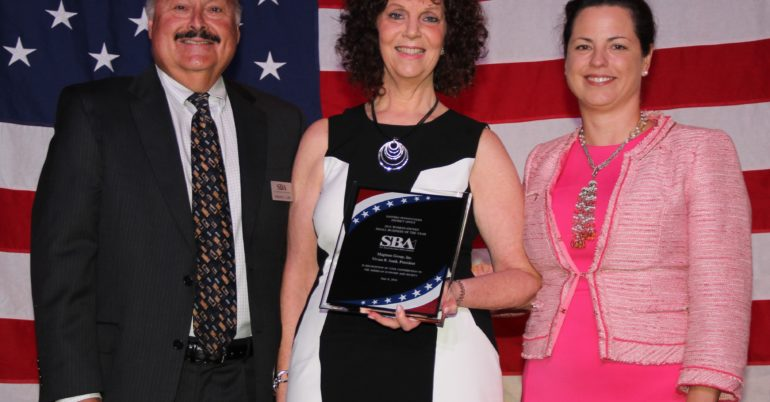 Magnum Group, Inc. named SBA Eastern PA 2016 Woman-Owned Small Business of Year