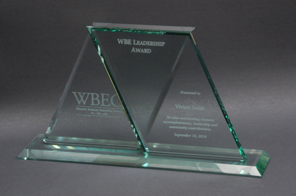 2016 WBE Leadership Award