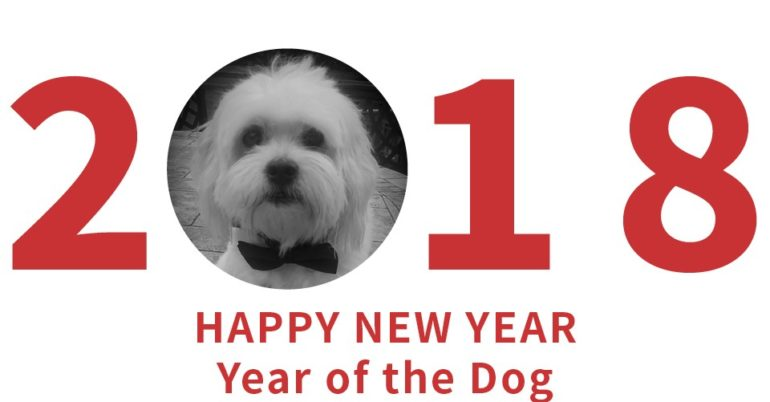 Happy New Year of the Dog